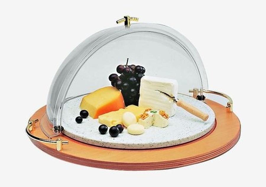 Тарелка для сыра с крышкой купить