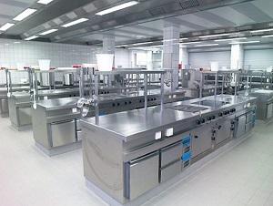 Оборудование для приготовления пищи в школах и детских садах