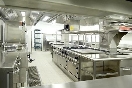профессиональное оборудование для кухни ресторана